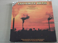 FAVOURITE BRASS double LP brighouse,coventry, cory band