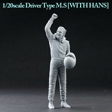 "Model Factory Hiro 1/20 ""Dive Nine"" Figure Series - Driver Type M.S with Hands"