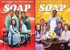 Soap - The Complete First & Second Seasons (DVD, 2014, 4-Disc Set)     BRAND NEW