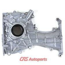 Fits 91-99 Nissan Sentra Infiniti G20 2.0L SR20DE Engine Timing Cover + Oil Pump