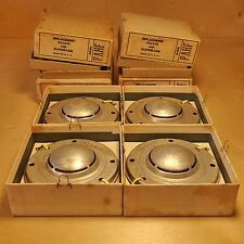 UNIVERSITY PA-HF, SA-HF HORN DRIVER DIAPHRAGM, SPEAKER, LOT OF (4) NOS! NIB!