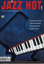 JAZZ HOT - N°508 - A WORLD OF PIANO