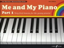 Me and My Piano Part (Book) 1  - Same Day 1st Class P+P