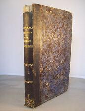 VOYAGE EN AMERIQUE / CHATEAUBRIAND / RELIURE 1/2 CUIR 1859 GENNEQUIN