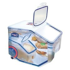Lock & Lock Kitchen Caddy HPL510 Multi-Use Food Container Box 12.0 L NEW