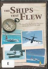 THE SHIPS THAT FLEW -  NEW DVD FREE LOCAL POST