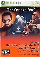 Half-Life 2 (Microsoft Xbox 360, 2005) COMPLETE, PIC IS WRONG