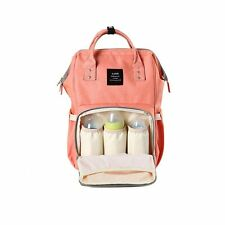 Huluwa Diaper Bag Multi-Function Waterproof Travel Backpack Nappy Bags for Baby