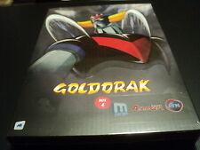 """COFFRET 3 DVD NEUF """"GOLDORAK - BOX 4"""" episodes 37 à 49"""