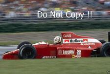 Andrea De Cesaris BMS Scuderia Italia Dallara F190 F1 Season 1990 Photograph 3