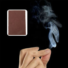 Magic Gimmick Prop Finger's Tips Smoke Magician Trick Stage Accessories