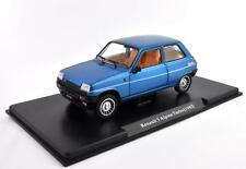 Renault 5 Alpine Turbo 1982 R5 - 1/24 VOITURE ATLAS DIECAST LEO MODEL CAR -12