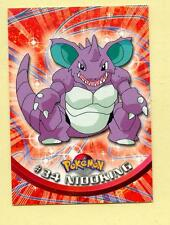 POKEMON Carte TOPPS N° 34 NIDOKING
