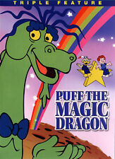 Puff the Magic Dragon Original + Land Living + Mr. Nobody 3-Movie Coll DVD NEW!