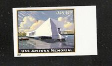 2014 #4873 USS Arizona Memorial Express $19.99 Stamp Single without die Cuts