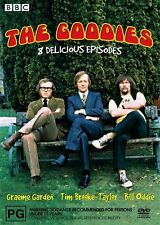 The Goodies : Vol 1 ( 2 DVD Set ), Region 4, LIKE NEW, Fast & Cheap Post....4256