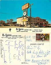 USA - Dallas - Texas - La Quinta - Motor Inn - market Center (E-L 038)