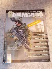 International Special Operations Magazine - Kommando Nr.6/2012