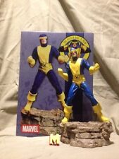 Diamond Select Marvel SILVER AGE CYCLOPS Painted Statue LIMITED/3000 X-Men NICE