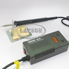 Portable  Electronic SMD Soldering Station  YOUYUE 305 Solder Iron T12-BL Tip UK