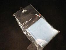 Adidas Azul Claro ergonómico/Calcetines De Fútbol Ventilado Nuevo Y En Caja Uk Size 8 1/2 - 10