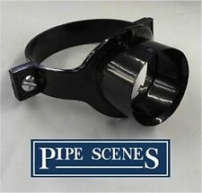 "Solvent 110mm Soil Pipe Strap Reducer 50mm 55mm 2"" - Black Glued 4"" ABS Vent"