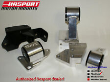 Hasport Mounts 84-87 Civic/CRX Swap Mount Kit w/ Cable Trans for B-Series 70A