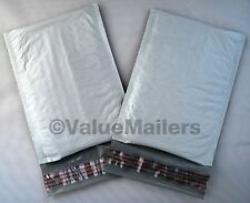 "1000 #000 4x8 Poly Bubble Mailers Envelopes Padded Bags (VM Brand) 4 1/8"" Wide"