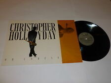 CHRISTOPHER HOLLYDAY - On Course - 1990 German 8-track vinyl LP