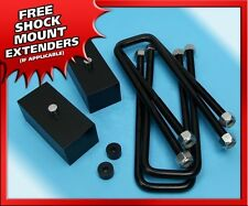 "1.5"" Rear Black Billet Lift Kit Toyota Pickup IFS/T-100 1986-1998 2WD 4WD"