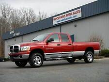 Dodge: Other SLT 4dr Quad