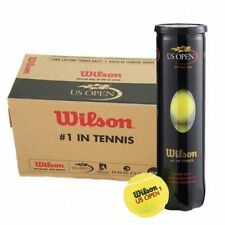SIX DOZEN  WILSON US OPEN TENNIS BALL, BALLS  UK FREE DELIVERY