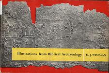 Illustrations from Bibliocal Archaeology- D.J.WISEMAN, 1963 Tyndale Press- ST315