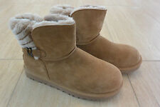 NEW UGG Women's Adria Suede Boots in Chestnut Size 7