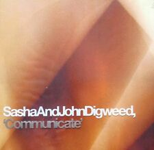 Very Rare Misprint LP Two Side 3's - Communicate * [LP] by Sasha + John Digweed