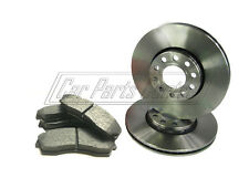 FOR ROVER CITY 1.4 CITYROVER BRAND NEW FRONT BRAKE DISC PADS SET ONLY 2003-2007