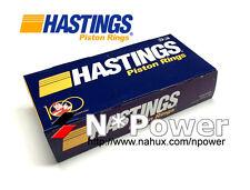 HASTINGS PISTON RING CHROME STD TOYOTA 16R CORONA 18R CELICA HIACE 20R HILUX
