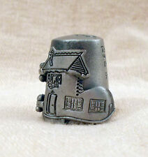 Thimble - Pewter - Old Woman Who Lived in a Shoe