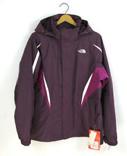 The North Face NWT Sz XL Purple Combo Fer Sure Triclimate Hyvent Womensn Jacket