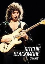 RITCHIE BLACKMORE - THE RITCHIE BLACKMORE STORY  DVD NEU