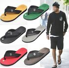 Men's Summer Beach Flat Flip Flops Slippers Sandals Casual Shoes Comfort Colours