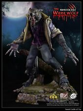 1/6 Coomodel Ouzhixiang Pop Toys MF002 Monster File Second Bombs The Were Wolf