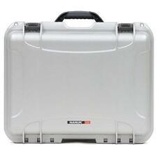 Nanuk 930 Waterproof Hard Case Empty Silver ***NICE***