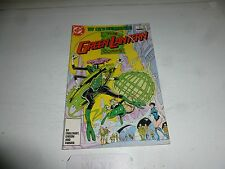TALES OF THE GREEN LANTERN CORPS Comic - No 214 - Date 07/1987 - DC Comics