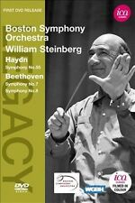 Legacy: William Steinberg conducts the Boston Symphony Orchestra - Haydn & Beeth