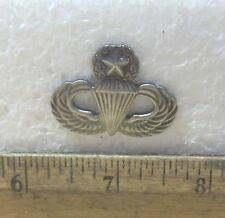 Master Paratrooper Wings Pin