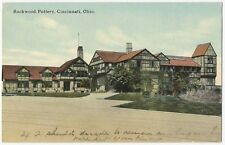1910s Rookwood Pottery Postcard -The Cincinnati Ohio Art Pottery