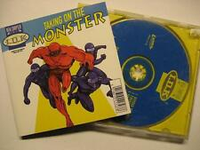 """Langages/bisexuel """"taking on the Monster"""" - CD"""