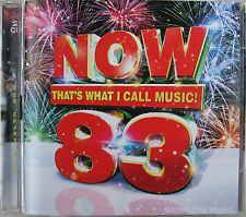 NOW THAT'S WHAT I CALL MUSIC ! 83 CD x 2 New 2012 Gangam Style ! NEW