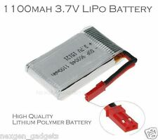 1100mAh 3.7V 1S 20C Lipo Battery for RC Hobby Drone Helicopter Quadcopter